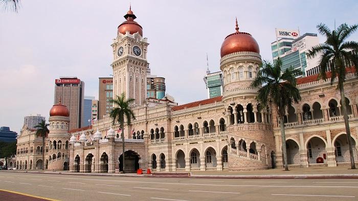 Сградата на Султан Абдул Самид